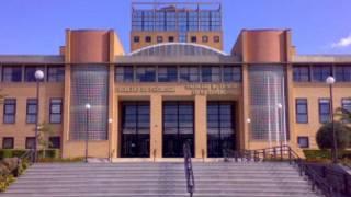 Entrada da Faculdade de Psicologia e Letras da Universidade de Malága (Foto: Arquivo de imprensa da Universidade)