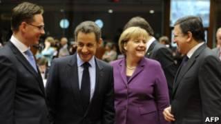 Lãnh đạo Đức và Pháp