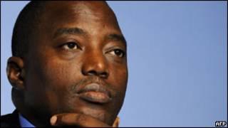 Joseph Kabila niwe watsinze amatora y'umukuru w'igihugu