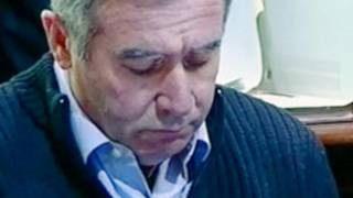 Homem condenado pela morte da esposa e receptor da pensão (Foto: Polícia Regional da Catalunha)