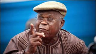 Jjagoran 'yan adawa Etienne Tshisekedi na Congo