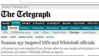 Страница Sunday Telegraph онлайн