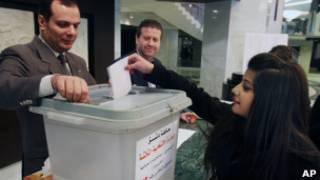 انتخابات در سوریه