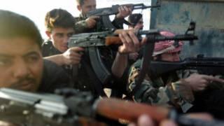 Chiến binh của Quân đội Giải phóng Syria