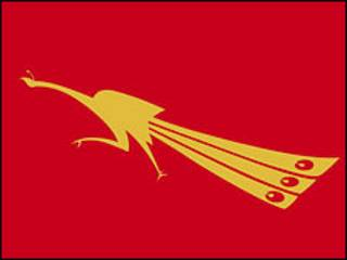Student union flag