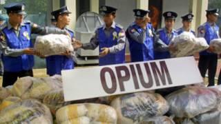 Burma Opium