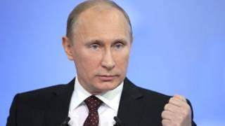 Firayim Ministan Rasha Vladimir Putin