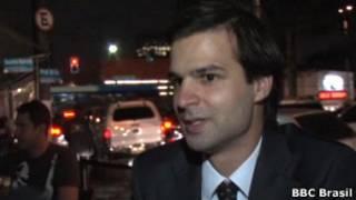 Salvador S. Almeida, português que trabalha no Brasil