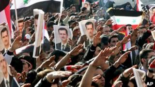 اعتراضات در سوریه