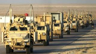 इराक़ में अमरीकी सेना