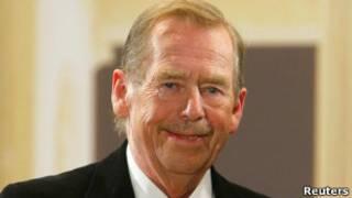 Вацлав Гавел (фото 2009 года)