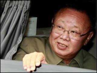 မြောက်ကိုရီးယား ခေါင်းဆောင် ကင်မ်