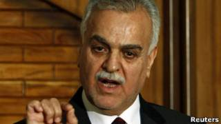 Вице-президент Ирака Тарик Хашеми