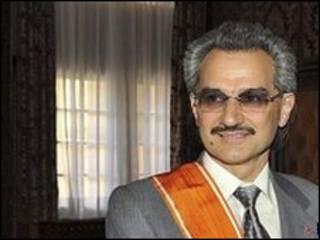 شهزاده الولید بن طلال بن عبدالعزیز ال سعود
