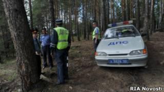 Полицейские в Сагре