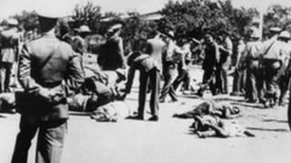 Mauaji ya Sharpeville, Afrika Kusini mwaka wa 1960