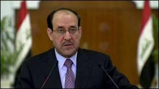 नूरी अल-मलिकी, इराक़ी प्रधानमंत्री