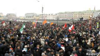 Митинг на Болотной площади 10 декабря 2011г.