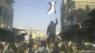 Imyigaragambyo y'abarwanya leta muri Syria
