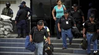 پلیس شهرداری مکزیک