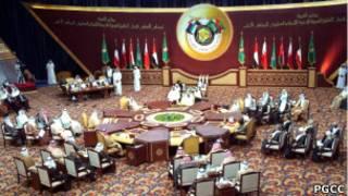 اجلاس سران شورای همکاری خلیج فارس - عکس آرشیوی