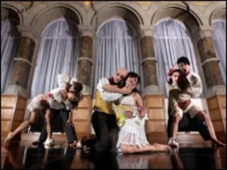 利兹现代舞