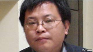चीनी लेखक चेन वेई