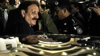 چیف جسٹس پاکستان جسٹس افتخار محمد چودھری