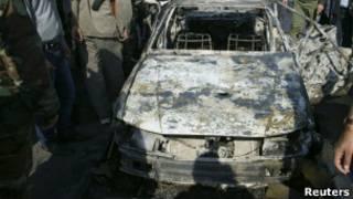 انفجار في دمشق