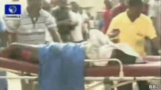 harin bama-bamai a Nijeriya