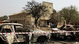 تفجيرات نيجيريا