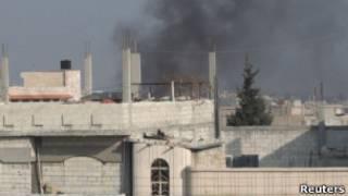 Mu mujyi wa Homs
