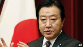 Премьер-министр Японии Ёсихико Нода