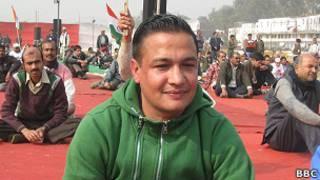 अन्ना का नेपाली समर्थक