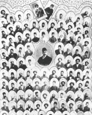 نمایندگان نخستین دوره مجلس شورای ملی