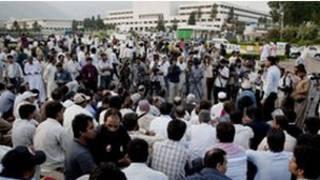 روزنامه نگاران پاکستانی