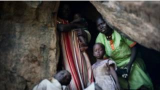 Yan gudun hijira a Sudan ta Kudu