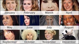 BBC2011年度女性榜