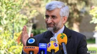 سعید جلیلی، مذاکره کننده ارشد هسته ای ایران