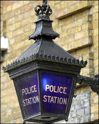 英国警察局