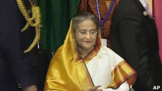 شیخ حسینه، نخست وزیر بنگلادش