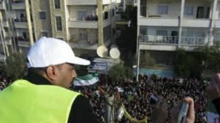 ناظر اعزامی به سوریه