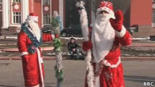 Таджикский Дед Мороз