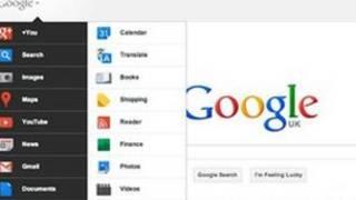 Новый дизайн Google