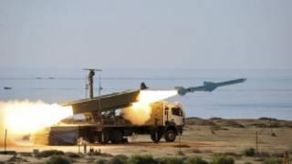 मिसाइल परीक्षण