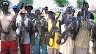 Intambara hagati y'amoko muri Sudani y'epfo
