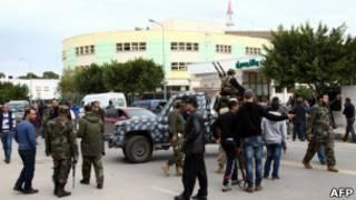 Стрельба в Триполи