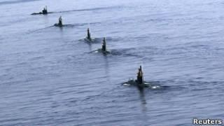 Submarinos iranies
