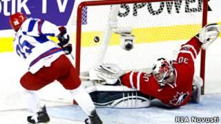 Россия против Канады