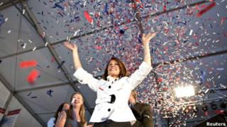 Ứng viên Michele Bachmann